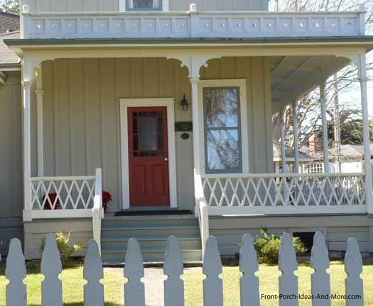 Unique Front Porch Ideas