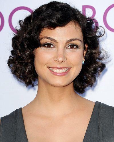 Hair Short V Baccarin Morena
