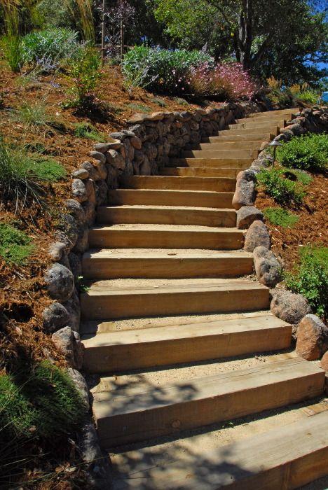 How Build Garden Deck