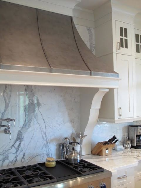 Luxury Kitchen Range Hoods
