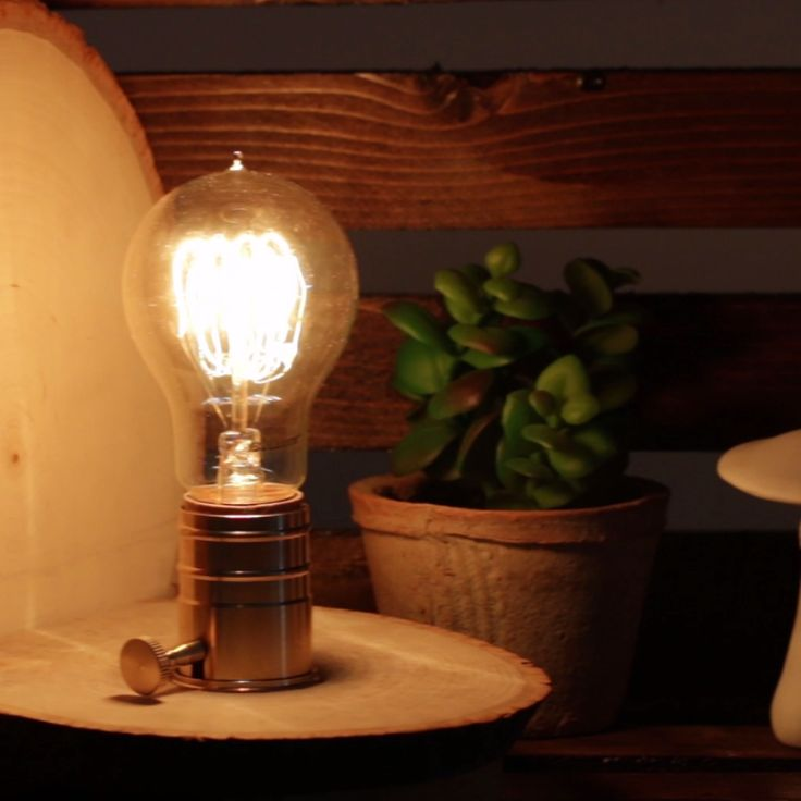 Edison Light Bulb Ideas