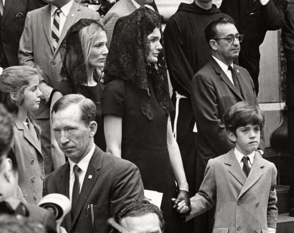 Robert F. Kennedy's Funeral | Jfk jr and Funeral
