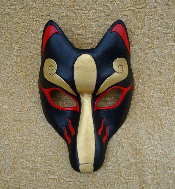 Kabuki Mask Tokyo Ghoul