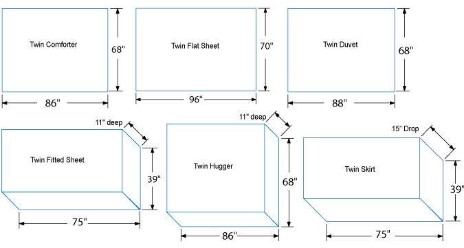 King Size Blanket Measurements
