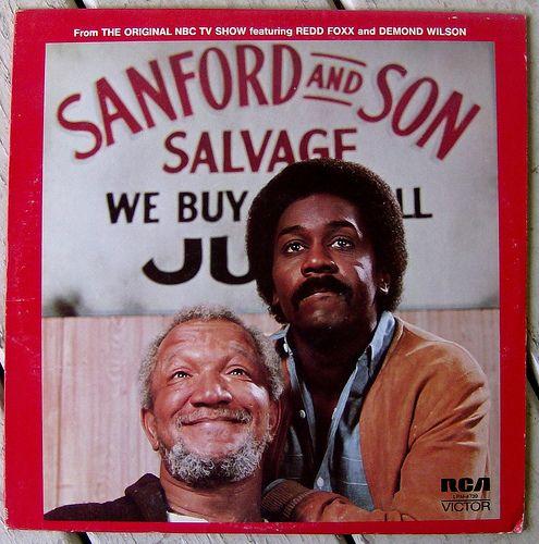 Fred Sanford Elizabeth Im Coming Join Ya
