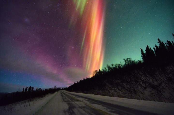 Yellowknife Northern Lights Forecast