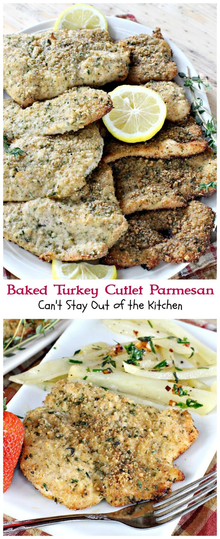 Pinterest Recipes Turkey Steaks