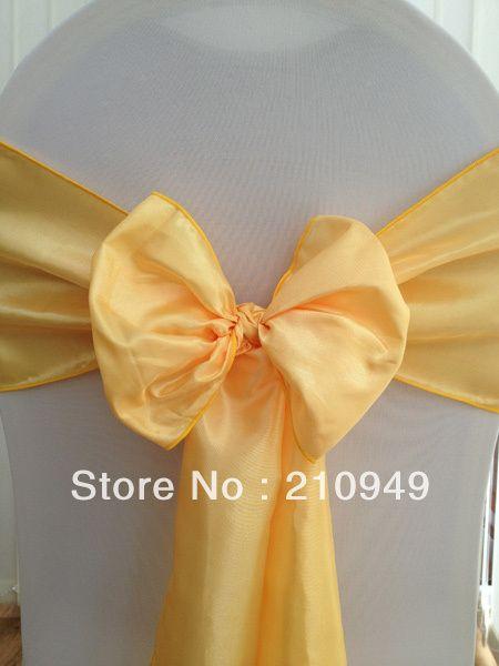 Davids Bridal Canary Yellow Dress