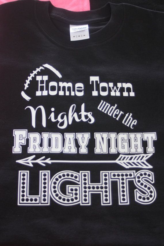 Friday Night Lights Saying