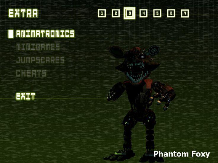 Five Nights Freddys Foxy Pirate