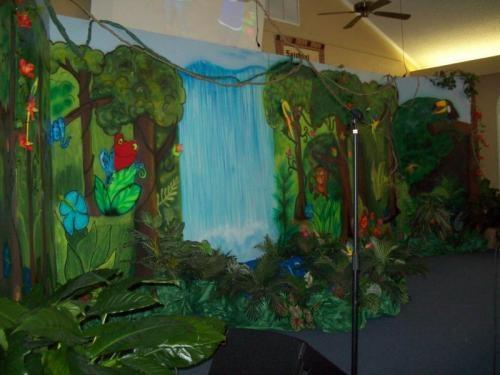 Garden Of Eden Party Decorations