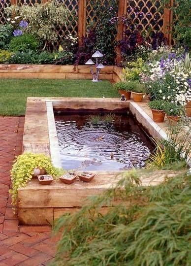 Cheap Fish Pond Ideas