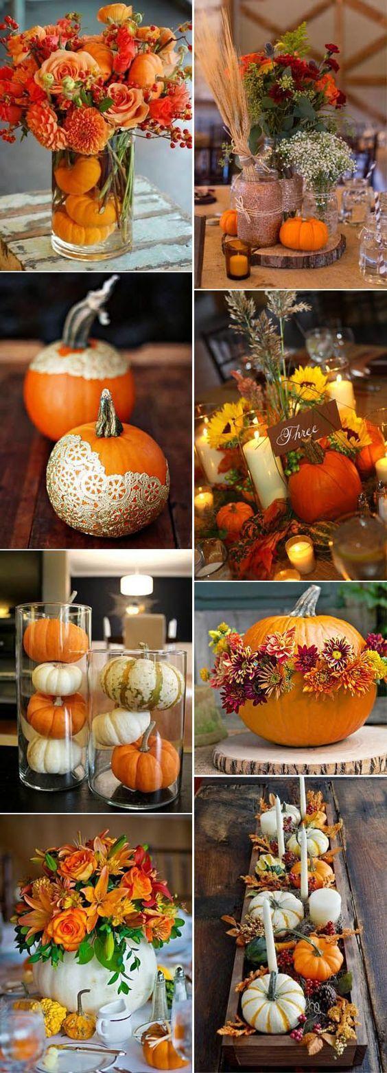 Autumn Wedding Supplies
