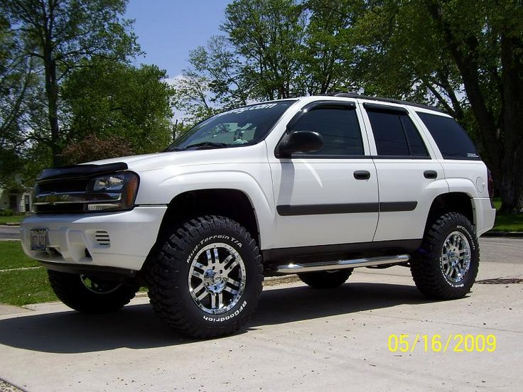 Envoy 2004 Tires Gmc