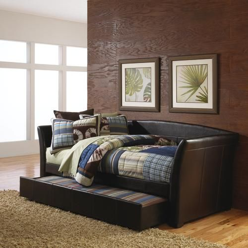 Day Bed With Trundle Badcock 399 95 Spare Room Ideas