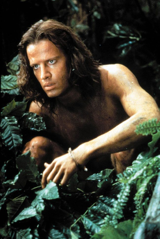 Love Jane Story Tarzan And
