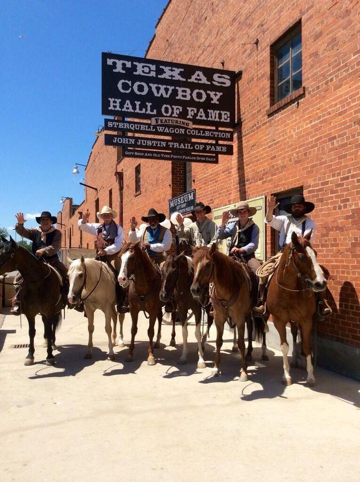 Hall Cowboy Fame Cougar