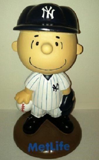 Baseball Cartoon Head Bobble