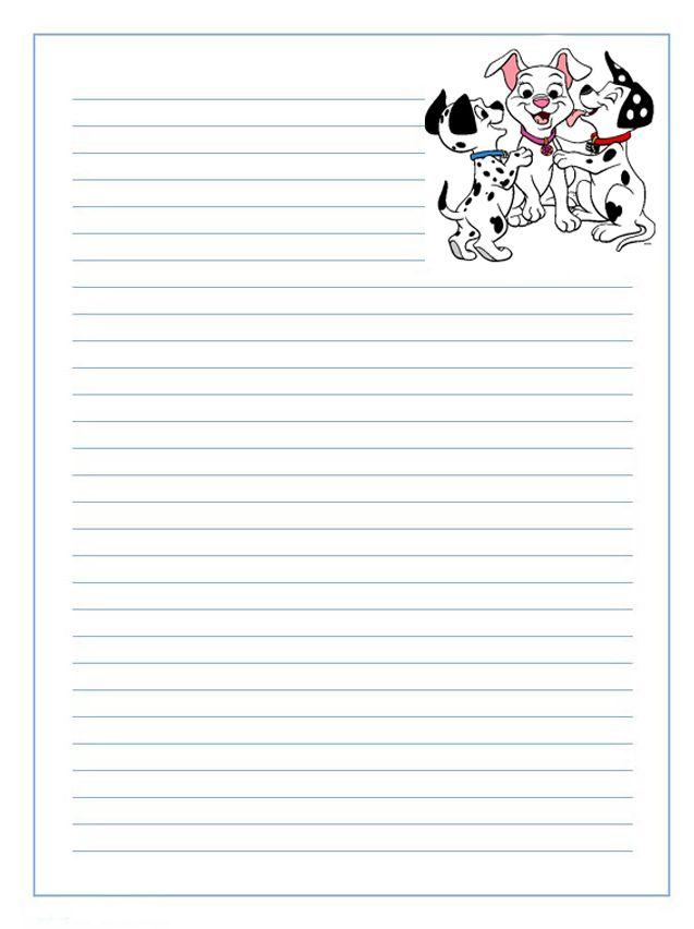 Stationary Cinderella Paper