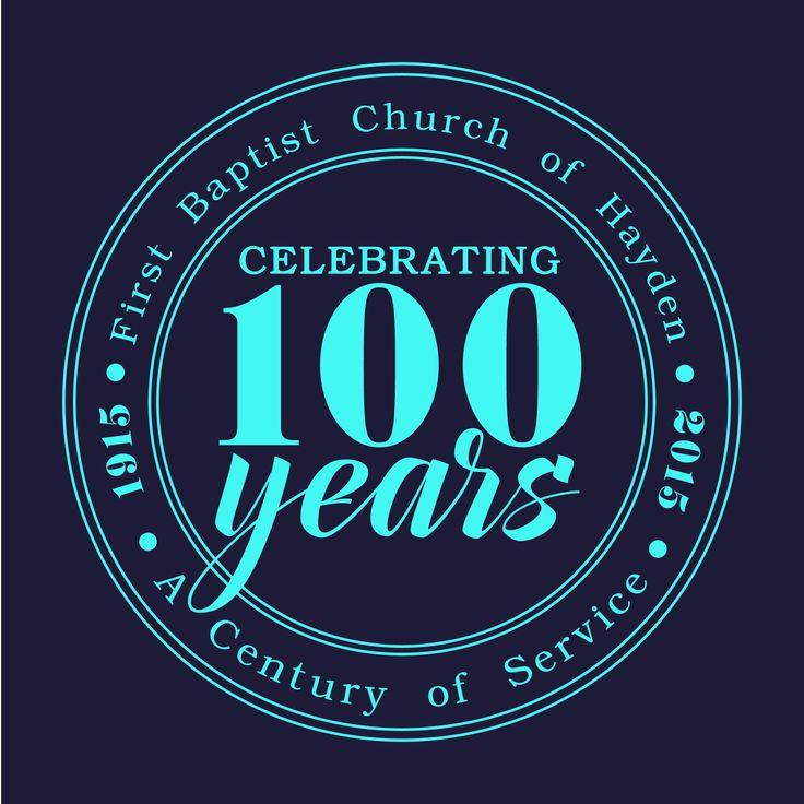 Church Aniversary Ideas