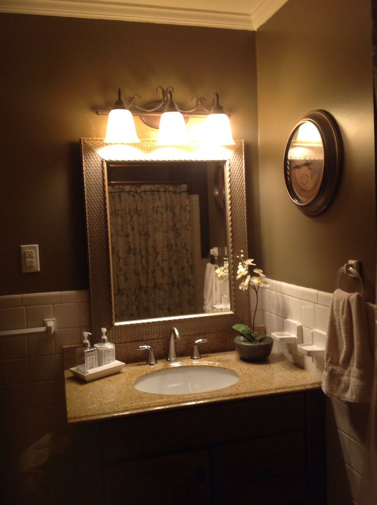 Bathroom Decor Pottery Barn