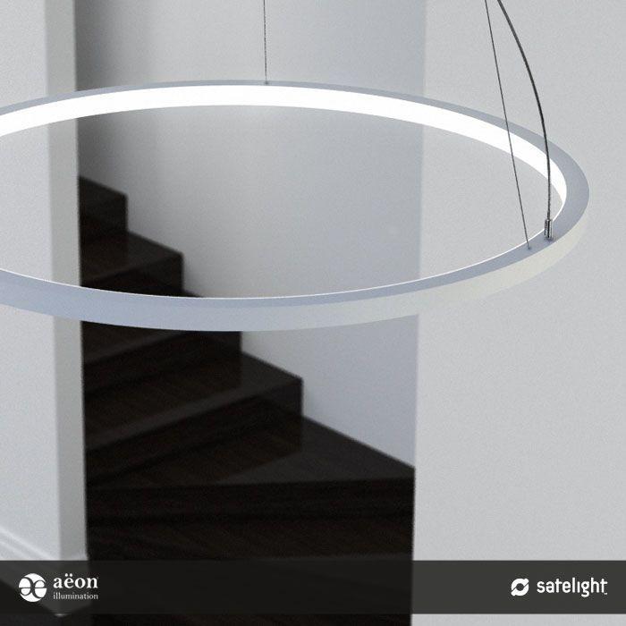 Round Shade Pendant Light