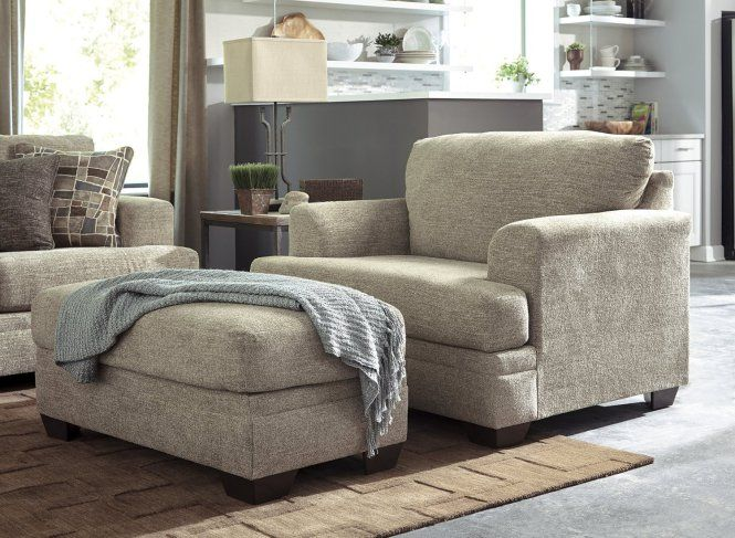 Patterned Chair Half And