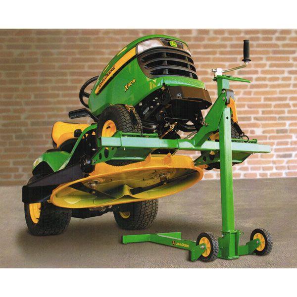 John Deere X500 Garden Tractor