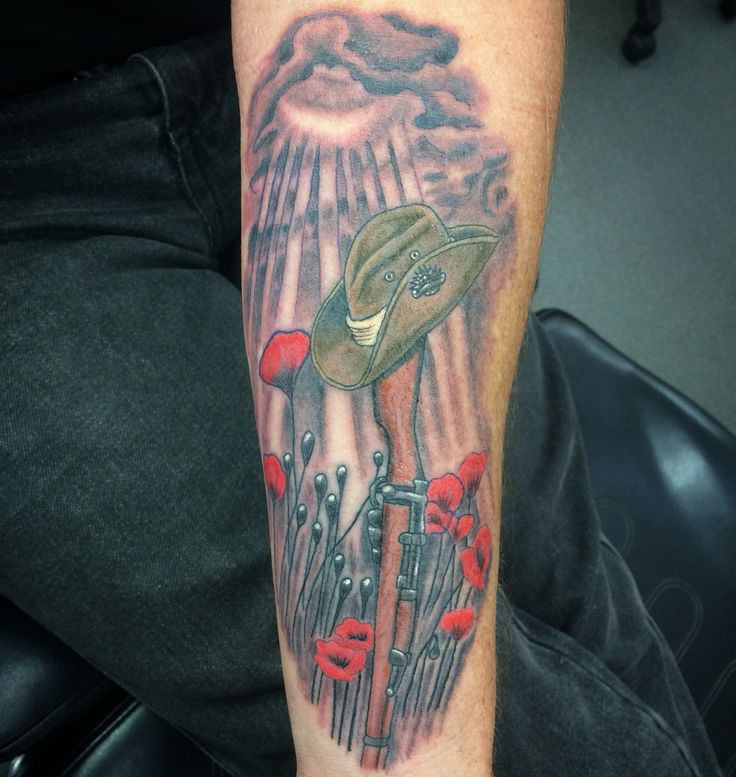 Tattoo White Black And Clock