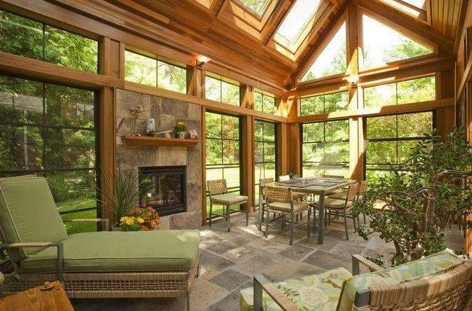 Home Addition Plans Great Room