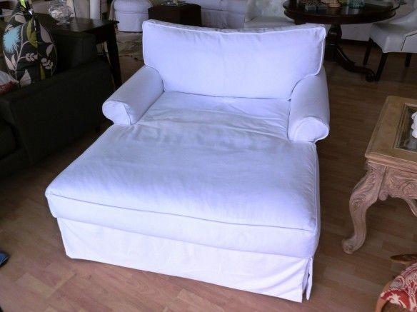 Sofa 2 Chaise Lounge
