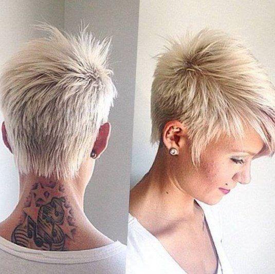 Moderne Frisuren2017 Mittellang