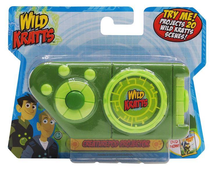 Wild Kratts Crocodile Suit Power