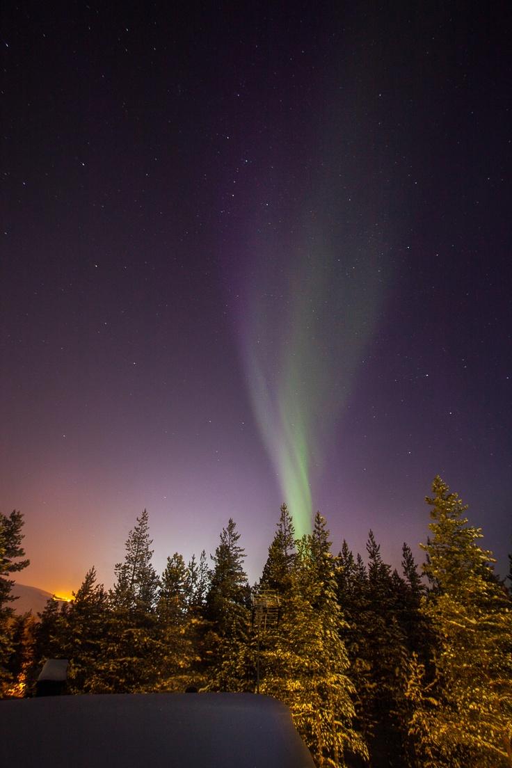 Northern Lights Lapland Finland