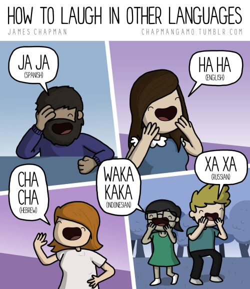 How Spell Laugh Spanish