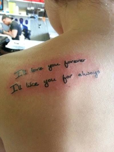 Always Ill Be Youll Forever Ill I My Love Living Long M You Mommy You