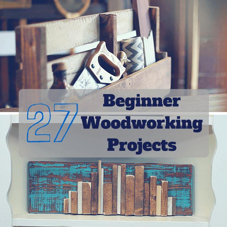 Basic Woodshop Projects