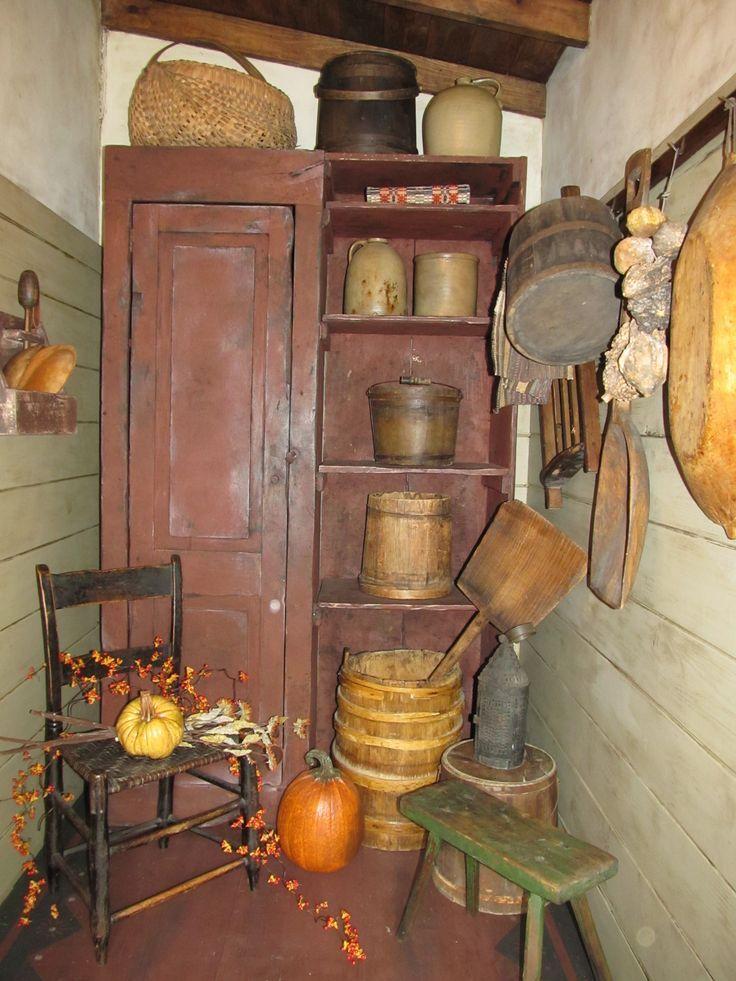 Vignettes Farmhouse Shelves