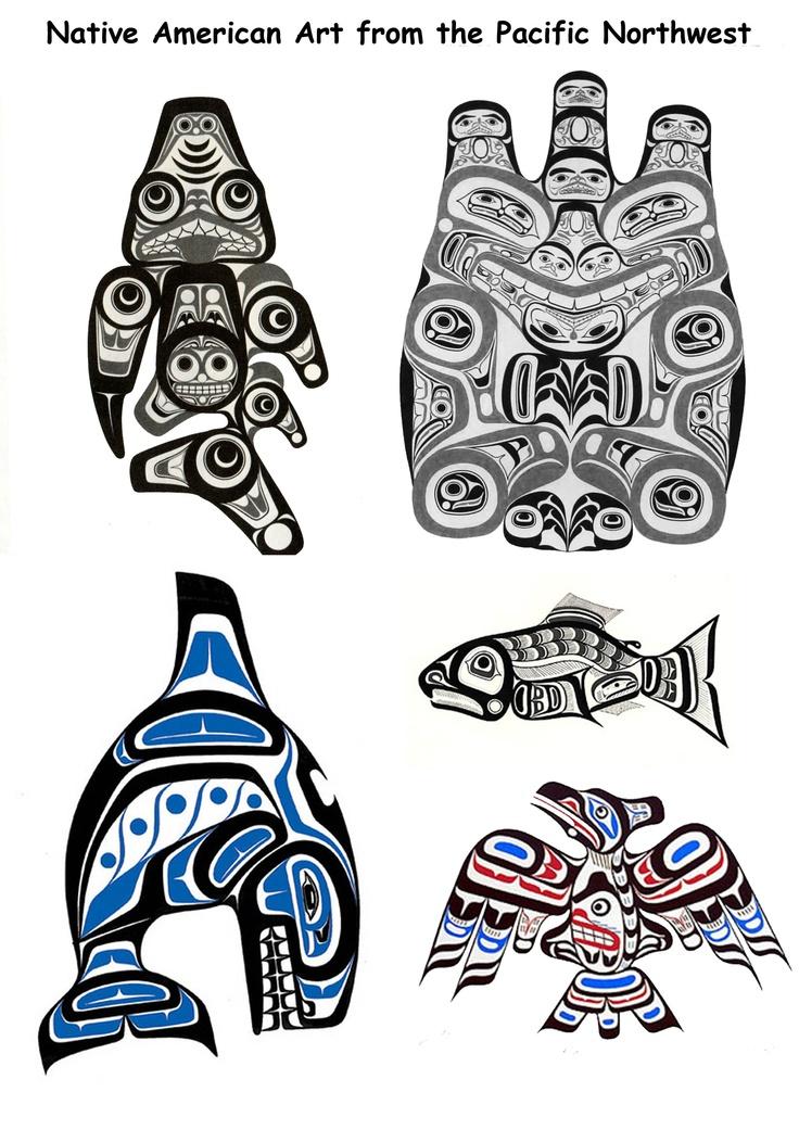 Northwest Native American Symbols