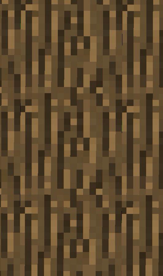 майнкрафт с деревяннымт текстурами #11