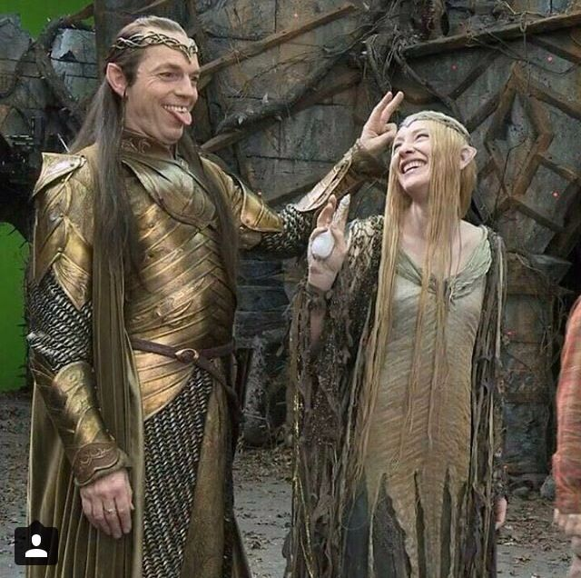 Hobbit Dwarves Poster