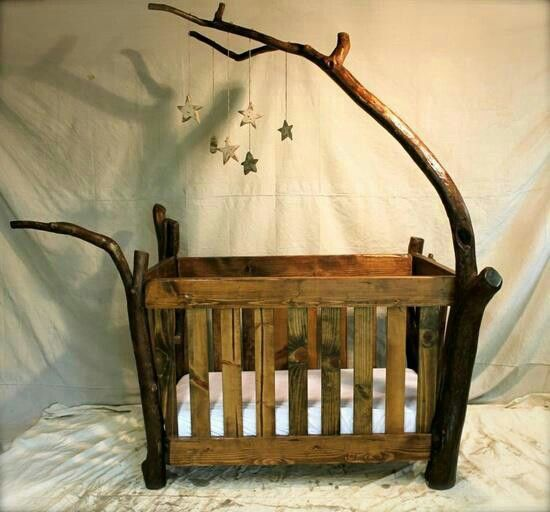 Grandbabys Bed Beautiful For The Home Pinterest
