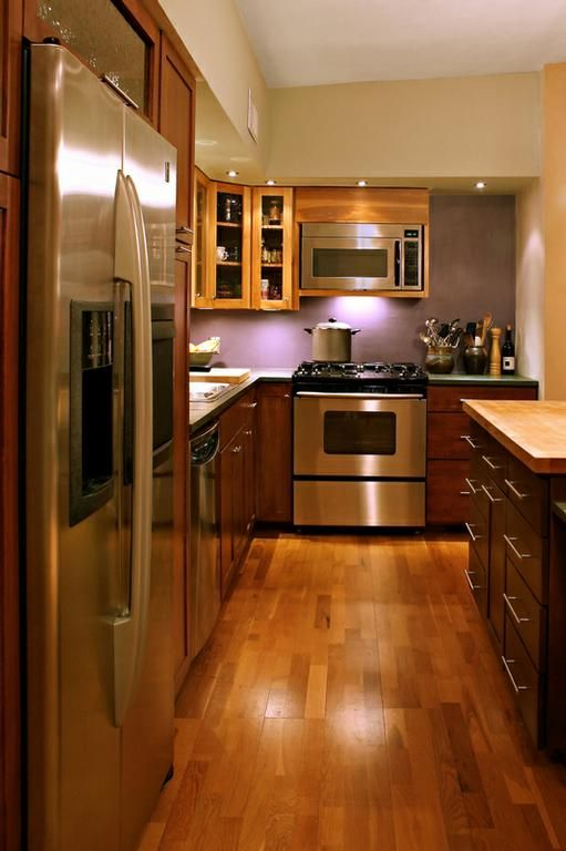 17 Best Images About Kitchens Galley On Pinterest
