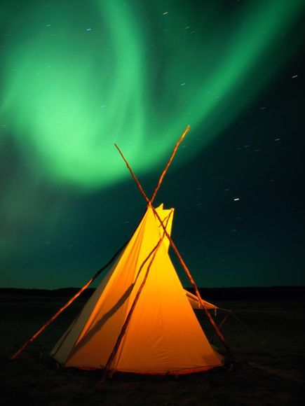 Best Time View Northern Lights Canada
