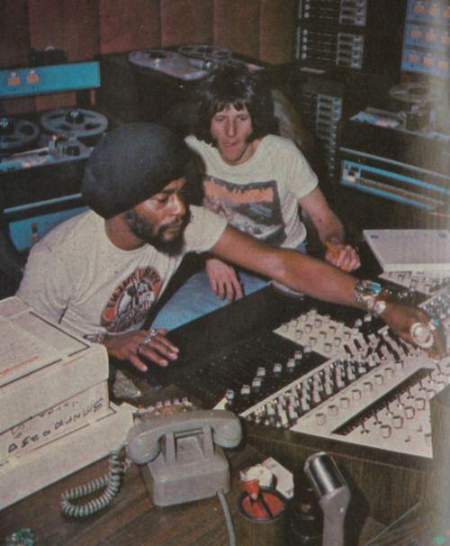 1970s George Clinton Musician