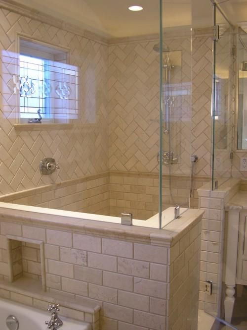 Small Masterbath Layout
