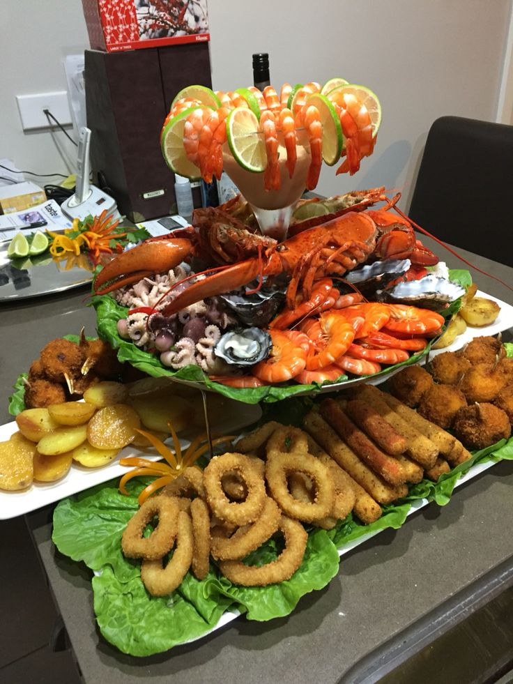 Seafood Lunch Buffet Near Me