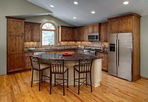 Small U Shaped Kitchen Designs Layouts