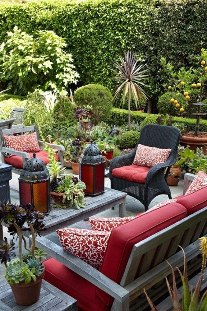 Backyard Swing Chair