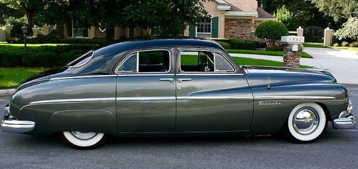 396 Best Images About 1949 Mercurys On Pinterest Cars
